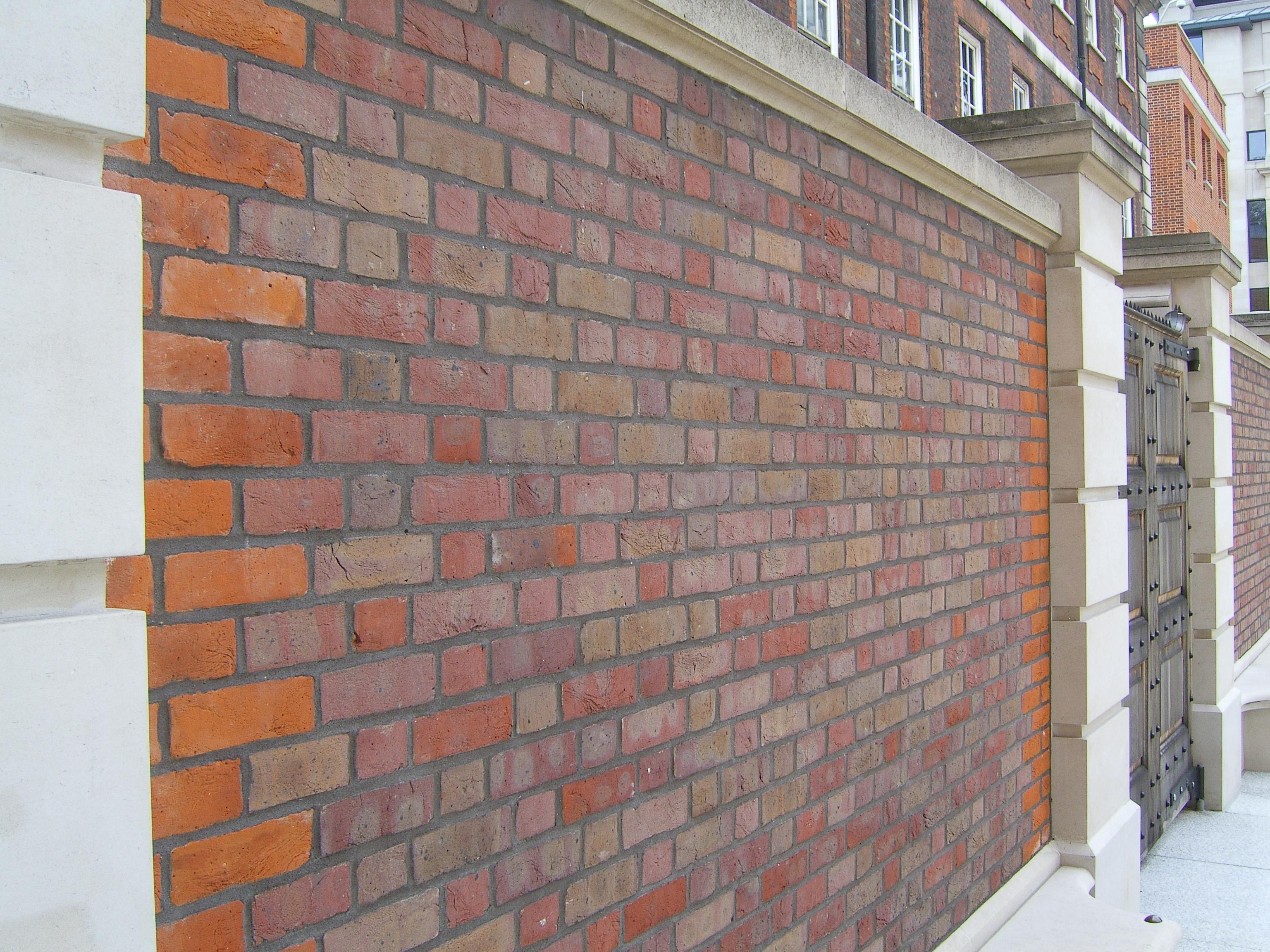 Bricks - Handmade Dark Multi